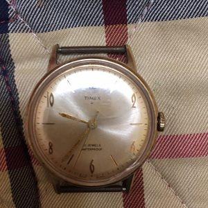 Vintage Timex Viscount Great Britain watch